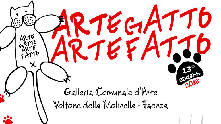 ArteGatto ArteFatto 2018